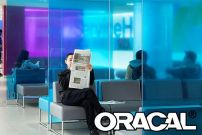 Oracal 8300 Transparent Cal serie 1260mm
