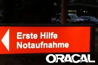 Oracal 8500 Translucent Cal serie 1260mm