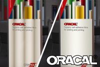Oracal 8830 & 8860 Diffuser Premium Cast Films 1260mm