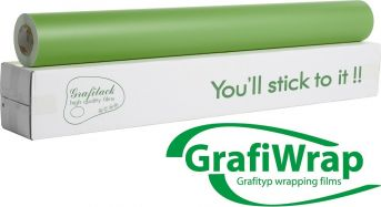 GrafiWrap Exclusive Films 17,5mtr. x 1525mm
