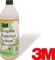 3M Graphic Remover System 1L