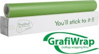 GrafiWrap P110M Matt Polymeric Stone Chip Protection Film 50mtr. x 1525mm