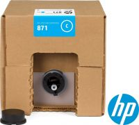 HP Latex 370 / 570 inkt Cyan 3L