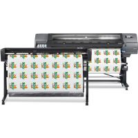 HP Latex Print & Cut serie