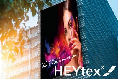 Heytex Digitex Ecotex B1 PVC Free Banner